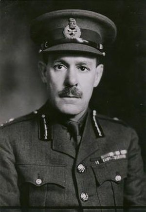 Giffard Le Quesne Martel - Martel in 1942.