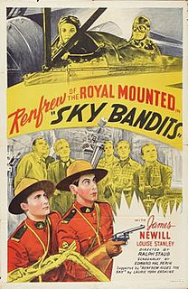 <i>Sky Bandits</i> (1940 film) 1940 film by Ralph Staub