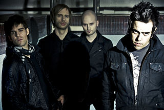 Social Code Canadian alternative rock group