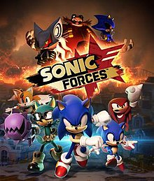 Sonic Forces - Wikipedia