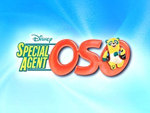 Special Agent Oso - Image: Special Agent Oso Title Card