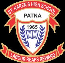 St Karen S High School Patna Wikipedia