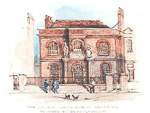 Addey and Stanhope School - Stanhope School 18th Century