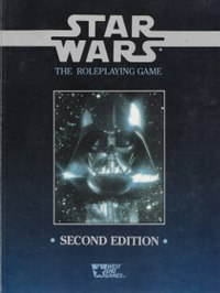 Star Wars The Roleplaying Game - Second Edition 1992.jpg