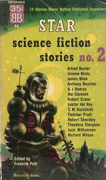 Star Science Fiction Stories No.2 - Wikipedia