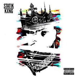 Statik KXNG - Image: Statik KXNG album cover