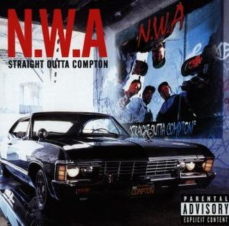 Straight Outta Compton: N.W.A 10th Anniversary Tribute - Image: Straight Outta Compton 10th Anniversary Tribute