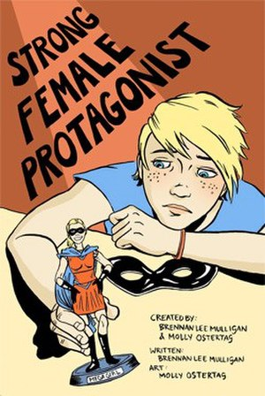 Strong Female Protagonist - Image: Strong Female Protagonist volume 1 cover