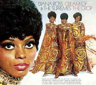 <i>Cream of the Crop</i> 1969 studio album by Diana Ross & the Supremes