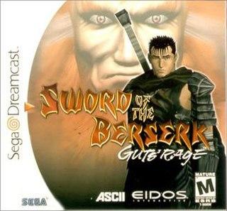<i>Sword of the Berserk: Guts Rage</i> video game