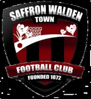 Saffron Walden Town F.C. - Image: Swtfclogo