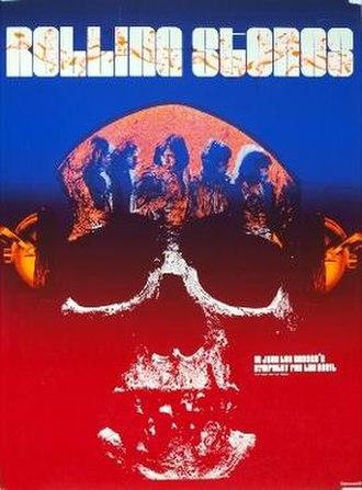 Sympathy for the Devil (film) - 1969 premiere poster