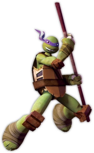 Donatello (Teenage Mutant Ninja Turtles) - Donatello, as depicted in the 2012 Nickelodeon series.
