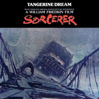 Sorcerer (soundtrack) - Image: Tangerine Dream Sorcerer