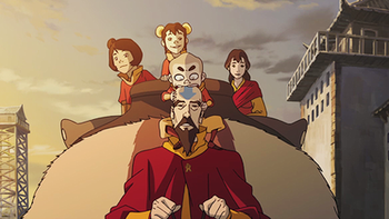 Tenzin The Legend Of Korra
