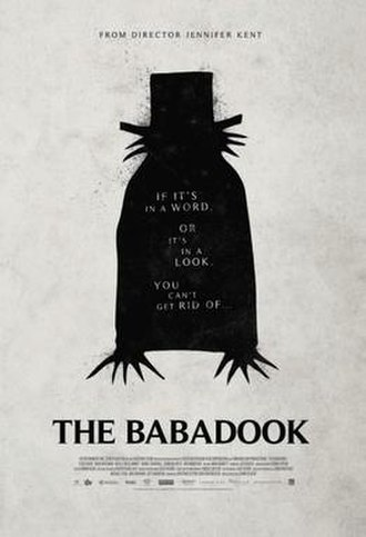 The Babadook - Theatrical release poster