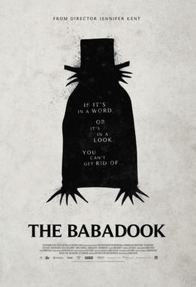 Picture of a movie: The Babadook