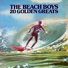 Image result for The Beach Boys 20 Golden Greats