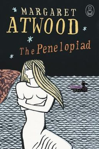 The Penelopiad - Book cover of the first Canadian edition