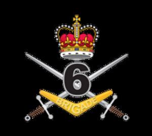 6th Brigade (Australia) - Image: The 6th Brigade