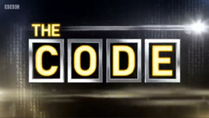 The Code (game show) - Image: The Code game show title card
