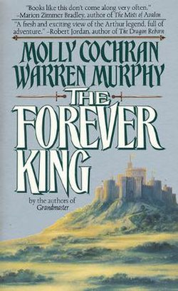 Cover Art of The Forever King