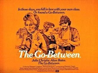 The Go-Between (1971 film) - Original British quad format poster