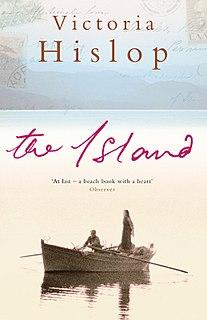 <i>The Island</i> (Hislop novel) historical novel written by Victoria Hislop