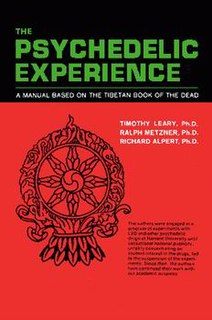 <i>The Psychedelic Experience</i> book by Timothy Leary