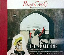 The Small One (Bing Crosby album) album cover.jpg