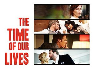 The Time of Our Lives (TV series) - Promotional artwork