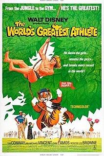 <i>The Worlds Greatest Athlete</i> 1973 film by Robert Scheerer