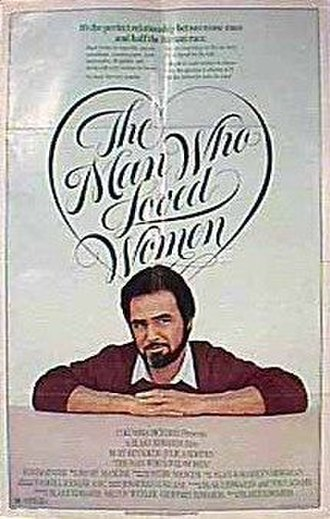 The Man Who Loved Women (1983 film) - Theatrical release poster