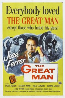 The poster of the movie The Great Man.jpg