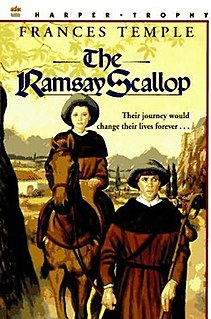 <i>The Ramsay Scallop</i> book by Frances Temple