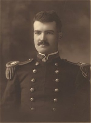 Thomas Leigh Gatch - Gatch as a young Naval officer
