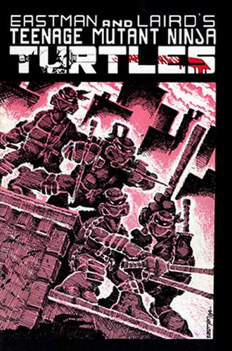 Teenage Mutant Ninja Turtles - Image: Tmnt 1cover