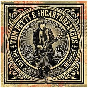 The Live Anthology - Image: Tom Petty Live Anthology