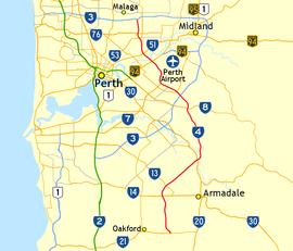 Tonkin Highway - Wikipedia