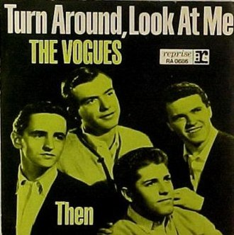 Turn Around, Look at Me - Image: Turn Around, Look at Me