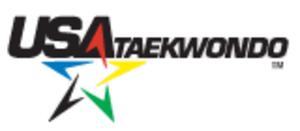 USA Taekwondo - Image: USA Taekwondo logo