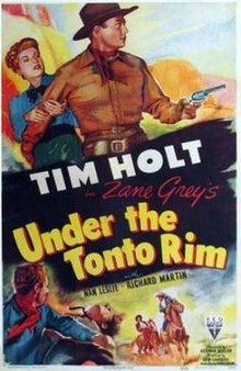 Under the Tonto Rim 1947 Poster.jpg