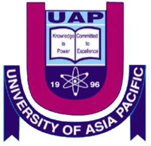 University of Asia Pacific - Image: University of Asia Pacific (Bangladesh) logo