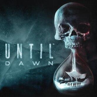 Until Dawn - Image: Until Dawn cover art