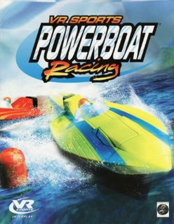 <i>VR Sports Powerboat Racing</i>