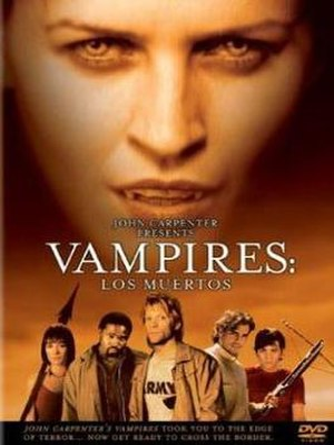 Vampires: Los Muertos - DVD cover