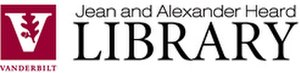 Jean and Alexander Heard Library - Logo of Vanderbilt University Libraries