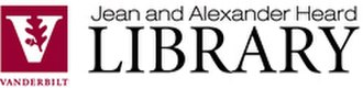 Jean and Alexander Heard Library - Logo of Vanderbilt University Libraries