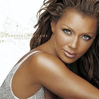Silver & Gold (Vanessa Williams album) - Image: Vanessa Williams Silver & Gold album cover