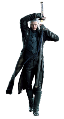 Vergil devil may cry wikipedia - Yamato render ...
